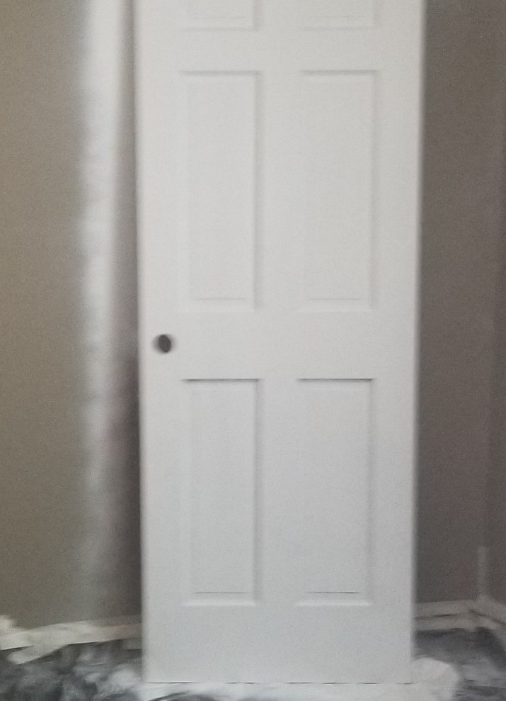 Interior Door Repainting