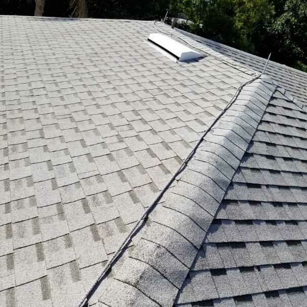 Roof Cleaning After
