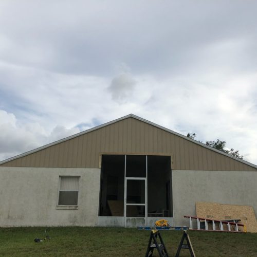Exterior Home Painting After